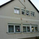 Gealan 6 légkamrás műanyag ablakok, műanyag redőnnyel, lehúzható szúnyoghálóval, bontással beépítéssel!!