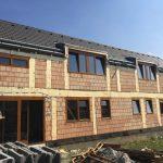 92 mm-es fa ablak 3 rétegű üvegezéssel, ipari felületkezeléssel, méretre gyártva beépítve!