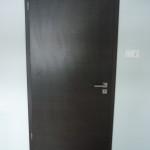 CPL dekorfóliás beltéri ajtó utolag szerelhető boritással, sötét tölgy kivitelben. 52