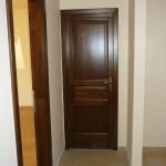 Borovi fenyő fa beltéri ajtó, utolagszerelhető tokborítással, ipari felületkezeléssel, 5év garanciával.