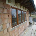 Fa ablak sorolva, 3 rétegű fokozott argongázzal töltött hőszigetelt üvegezéssel, az ablakok 92mm-er vastagságban méretre gyártva!